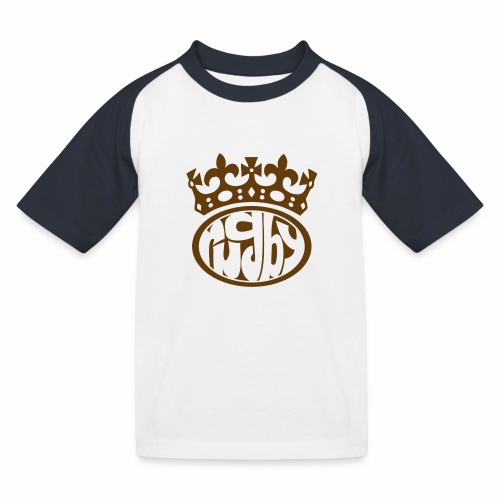 RTS2 png - Maglietta da baseball per bambini