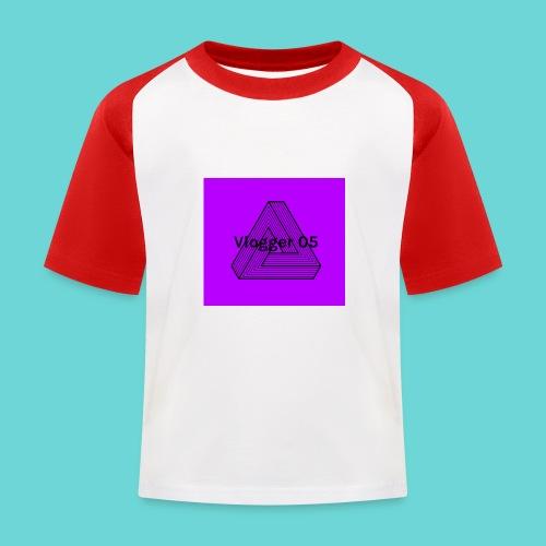 2018 logo - Kids' Baseball T-Shirt