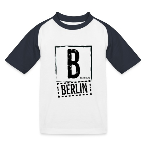 Berlin - Kids' Baseball T-Shirt