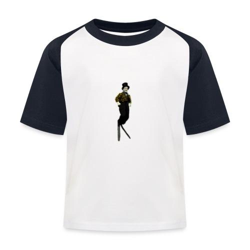 Little Tich - Kids' Baseball T-Shirt