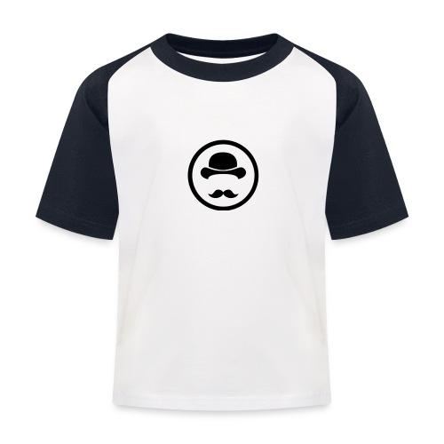 Bigote Logo La Trompa - Camiseta béisbol niño