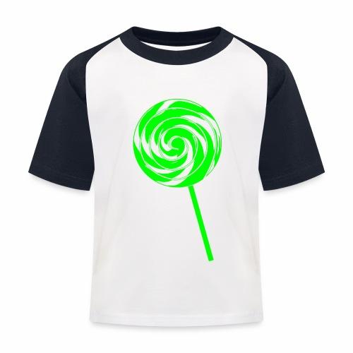 Retro Lolly - Kinder Baseball T-Shirt