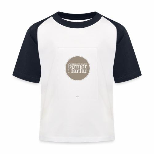 7597DD73 DF61 436F 9725 D1F86B5C2813 - Baseboll-T-shirt barn