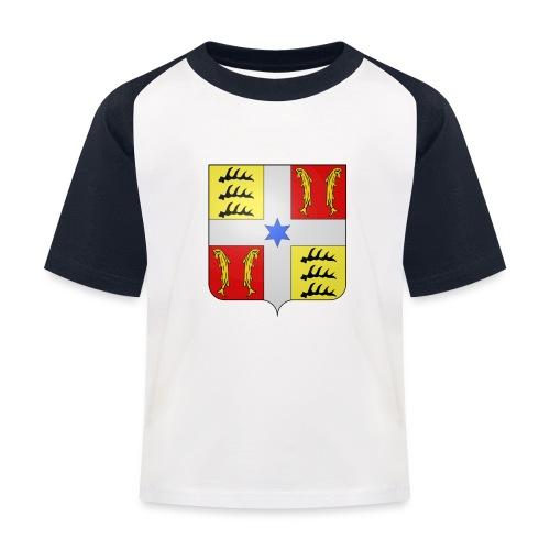 Blason Montbéliard - T-shirt baseball Enfant