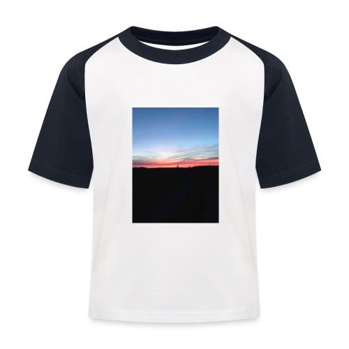 late night cycle - Kids' Baseball T-Shirt