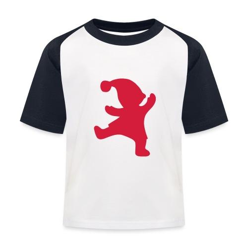 Santas helper - Lasten pesäpallo  -t-paita