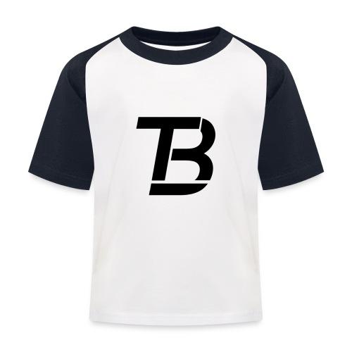 brtblack - Kids' Baseball T-Shirt