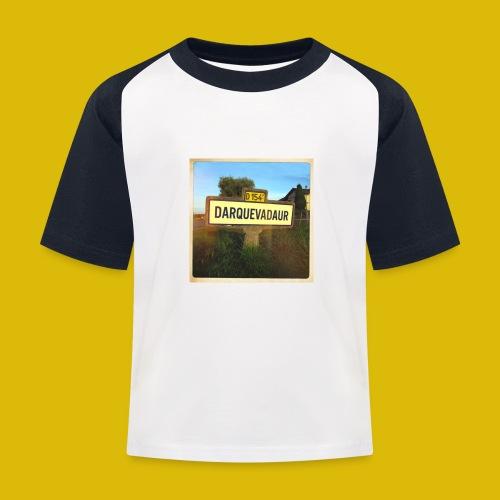 Dark vador - T-shirt baseball Enfant