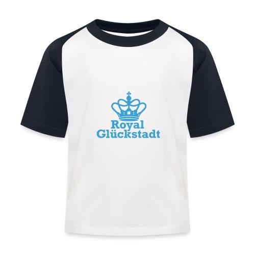 Royal Glückstadt - Kinder Baseball T-Shirt