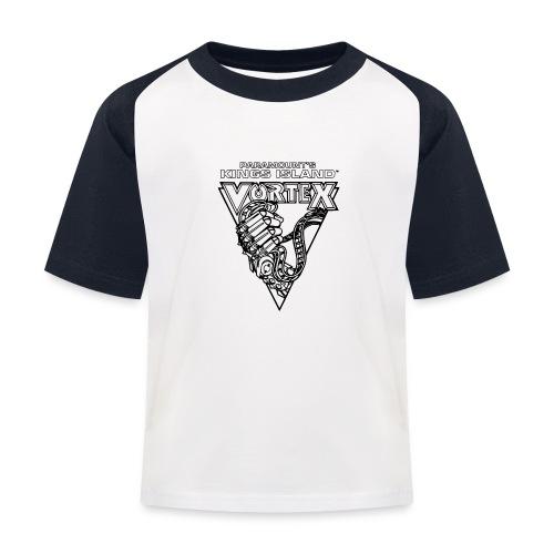 Vortex 1987 2019 Kings Island - Lasten pesäpallo  -t-paita