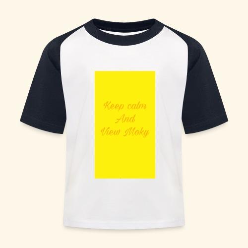 1504809773707 - Maglietta da baseball per bambini