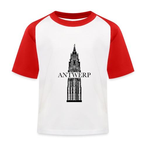 Tour - T-shirt baseball Enfant