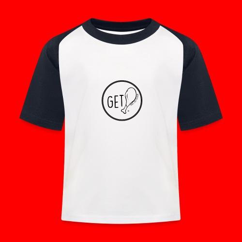 Pollos1 png - T-shirt baseball Enfant