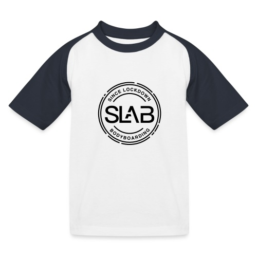 Slab Brand - Kids' Baseball T-Shirt