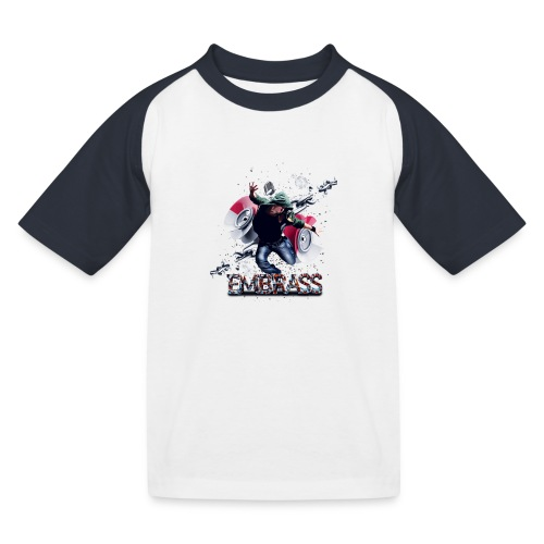 Pngtree music 1827563 - T-shirt baseball Enfant