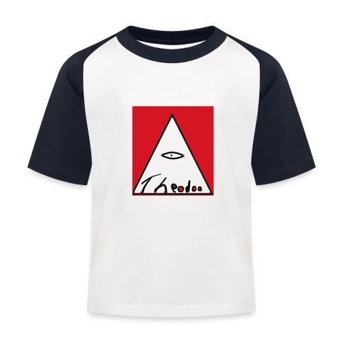 theodoo 1 - Baseboll-T-shirt barn