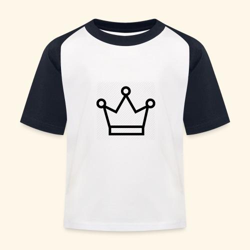 The Queen - Baseball T-shirt til børn