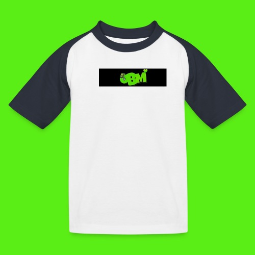 obm jpg - Kids' Baseball T-Shirt