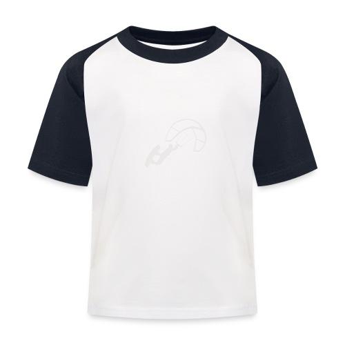 Kitesurfer Teneriffa - Kinder Baseball T-Shirt