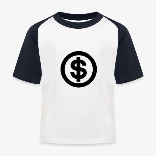 marcusksoak - Baseball T-shirt til børn
