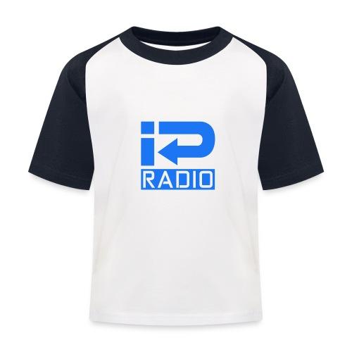 logo trans png - Kinderen baseball T-shirt