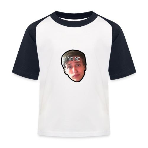 MR. MC - Baseball T-shirt til børn
