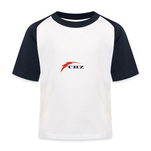 CHZ LAZER - Maglietta da baseball per bambini