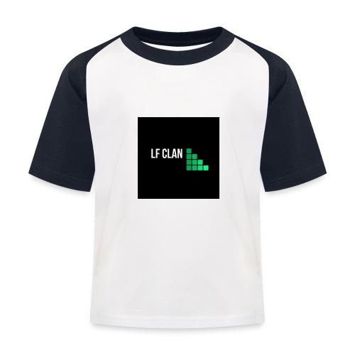LF CLAN - Baseboll-T-shirt barn