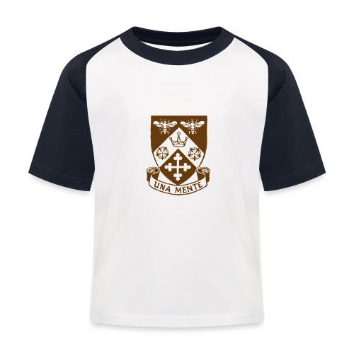 Borough Road College Tee - Kids' Baseball T-Shirt
