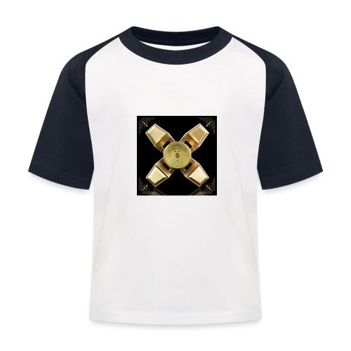 Spinneri paita - Lasten pesäpallo  -t-paita