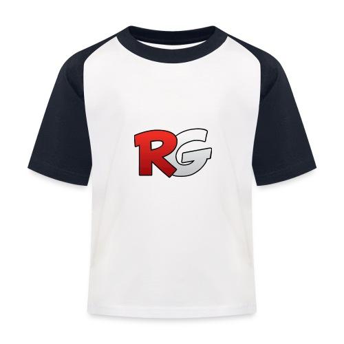 Rakker Gutta fra YT - Baseball-T-skjorte for barn