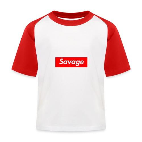 Clothing - Kids' Baseball T-Shirt