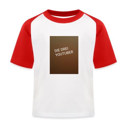 Nineb nb dani Zockt Mohamedmd - Kinder Baseball T-Shirt