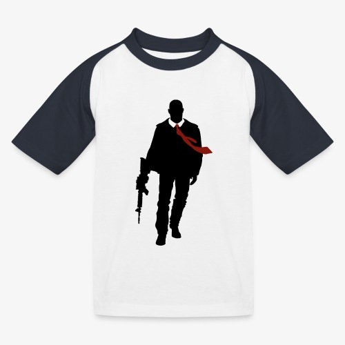 PREMIUM SO GEEEK HERO - MINIMALIST DESIGN - T-shirt baseball Enfant