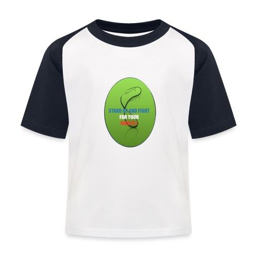 unnamed_opt-png - T-shirt baseball Enfant