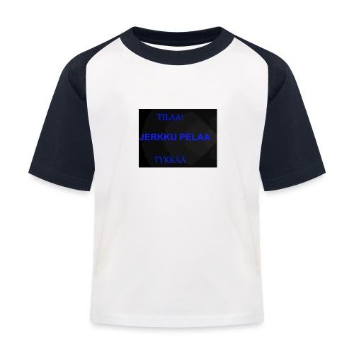 jerkku - Lasten pesäpallo  -t-paita