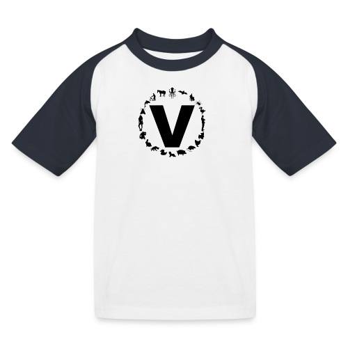 LOGO VIAND 2016 N B png - T-shirt baseball Enfant