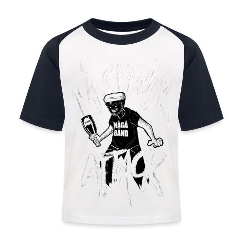 På Svenska Tack - Kids' Baseball T-Shirt
