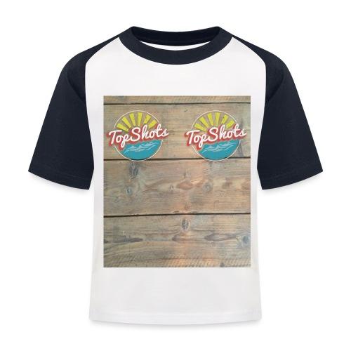 TenSlippers - Kinderen baseball T-shirt