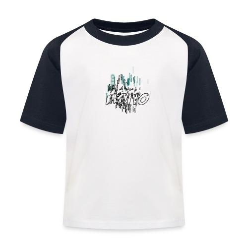 Moito Matrix - T-shirt baseball Enfant