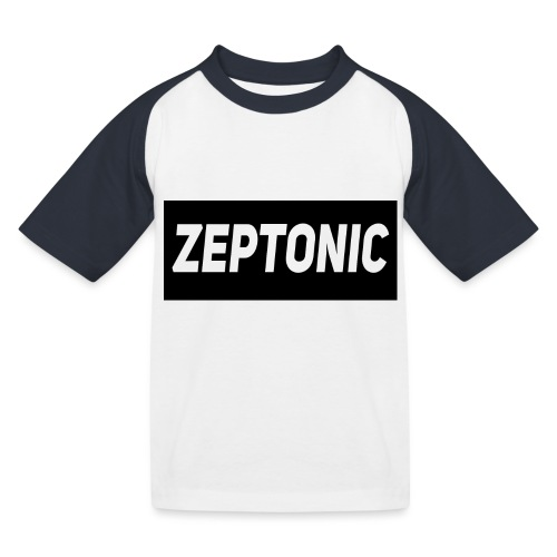 Zeptonic Teenage T-Shirt - Kids' Baseball T-Shirt