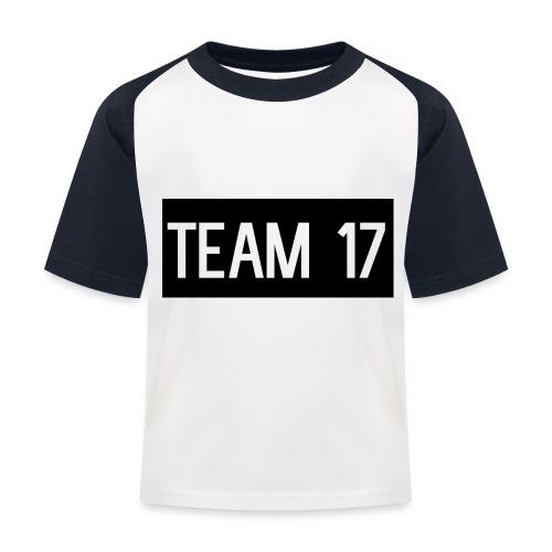 Team17 - Kids' Baseball T-Shirt