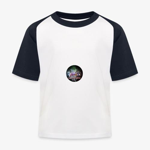 1506894637282 trimmed - Kids' Baseball T-Shirt