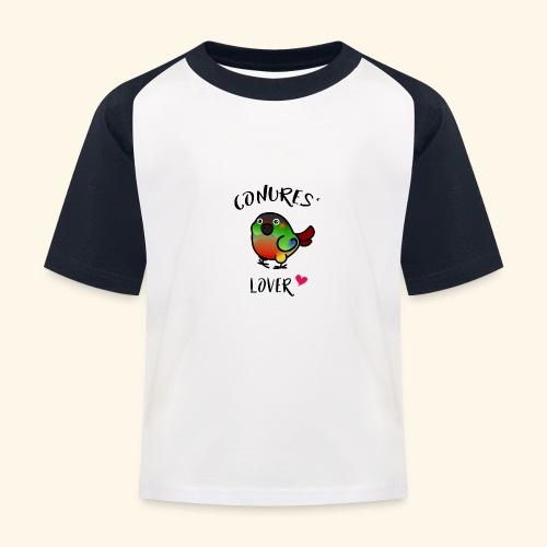 Conures' Lover: opaline - T-shirt baseball Enfant