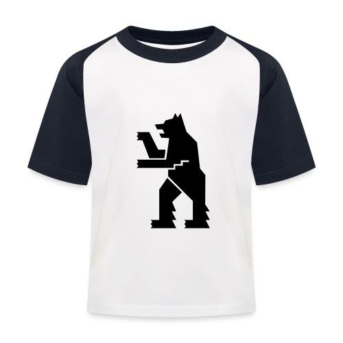 hemelogovektori vnolilja - Lasten pesäpallo  -t-paita