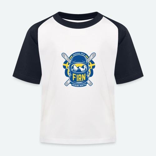 FIRN - Baseboll-T-shirt barn
