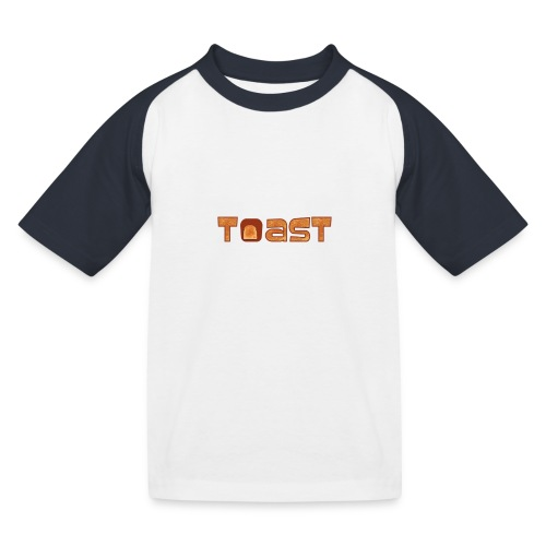 Toast Muismat - Kinderen baseball T-shirt