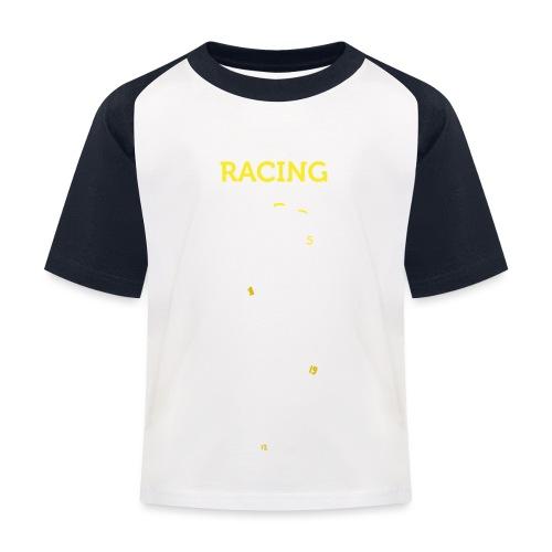 Good old racing - T-shirt baseball Enfant