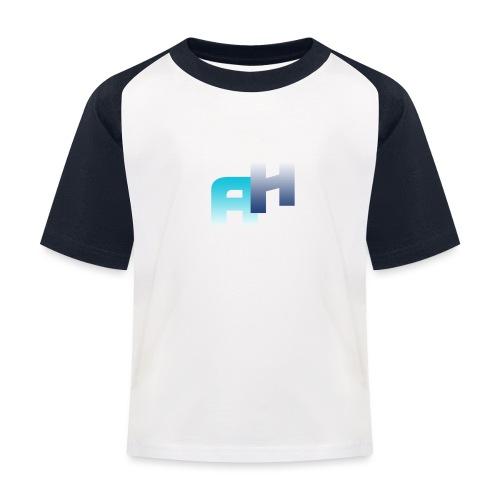 Logo-1 - Maglietta da baseball per bambini