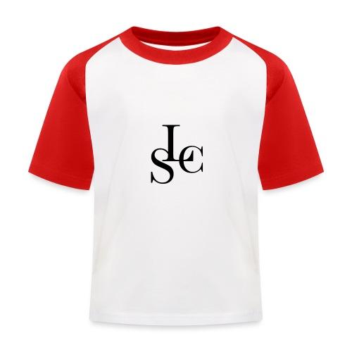 LSC Black - Baseball T-shirt til børn